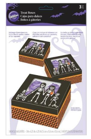 Pasticcerie Cake Design Roma Eur : Pasticceria & Cake Design :: Halloween :: Set 3 scatole ...