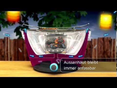 Video animato 3D LotusGrill