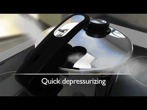 Pentola a pressione Fissler Vitavit Design