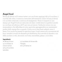 Una ricetta by Decora per realizzare l'Angel Food