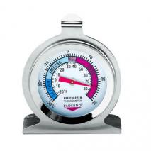 TERMOMETRO FRIGO INOX -29°+27°C SCALA 1°C