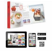 Libro di Ricette e App con il Cook Expert di Magimix