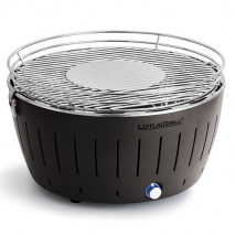 Grill portatile LotusGrill nero XL