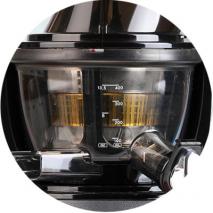 Kuvings Evo820 champagne migliorata qualità del succo