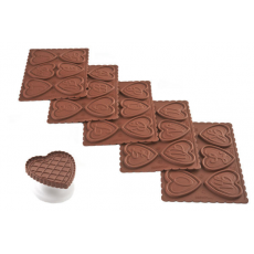 KIT BISCOTTI SILICONE COOKIE ABC