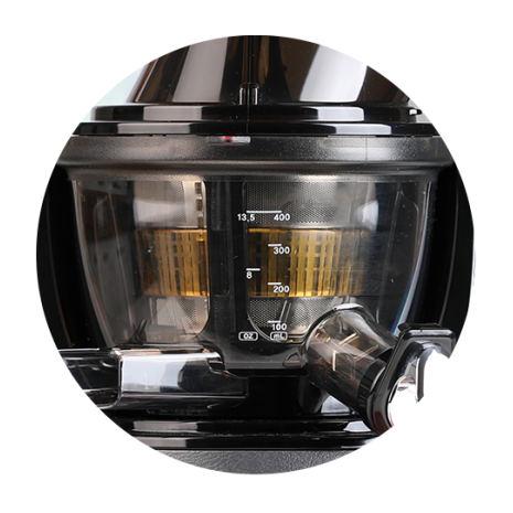 Kuvings Evo820 nero opaco migliorata qualità del succo