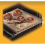 pietra refrattaria Pepita adatta anche ai prodotti di pasticceria