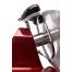 Affettatrice Berkel mod. RED 25 dettaglio spazio lama motore per un pulizia rapida e accurata
