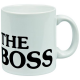 MUG THE BOSS BIANCO ML.330